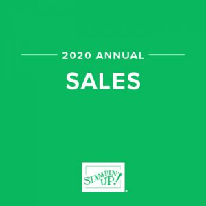 2020 Annual Sales